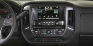 Alpine Electronics Restyles the Dash, Cab and Bed of GM Trucks