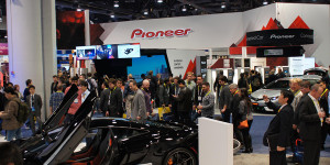 Pioneer Shows its Vision for the Future of In-Vehicle Entertainment
