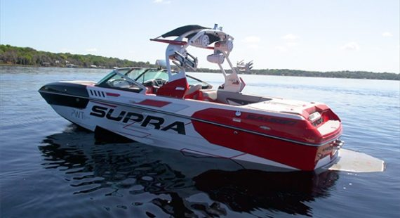 JL AUDIO TO SPONSOR THE 25TH ANNIVERSARY SUPRA BOATS PRO WAKEBOARD TOUR